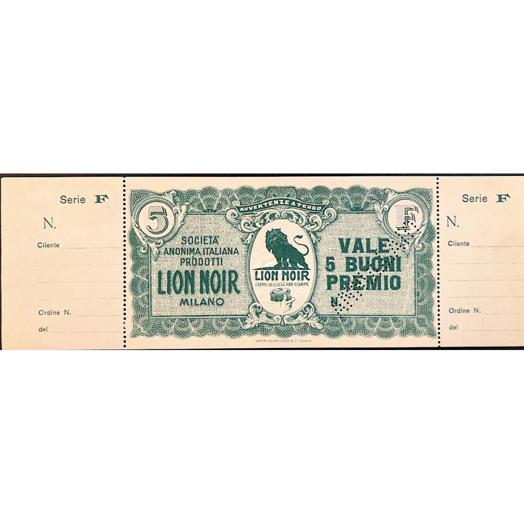 1925 - LION NOIR CREMA DI LUSSO PER...