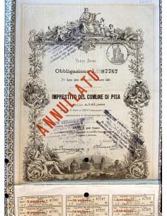 1871 - IMPRESTITO DEL...