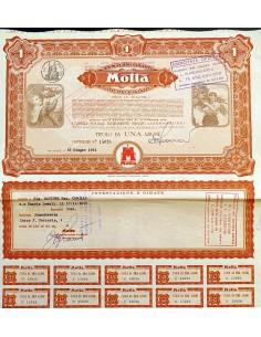 1961 - MOTTA S.p.A PER...