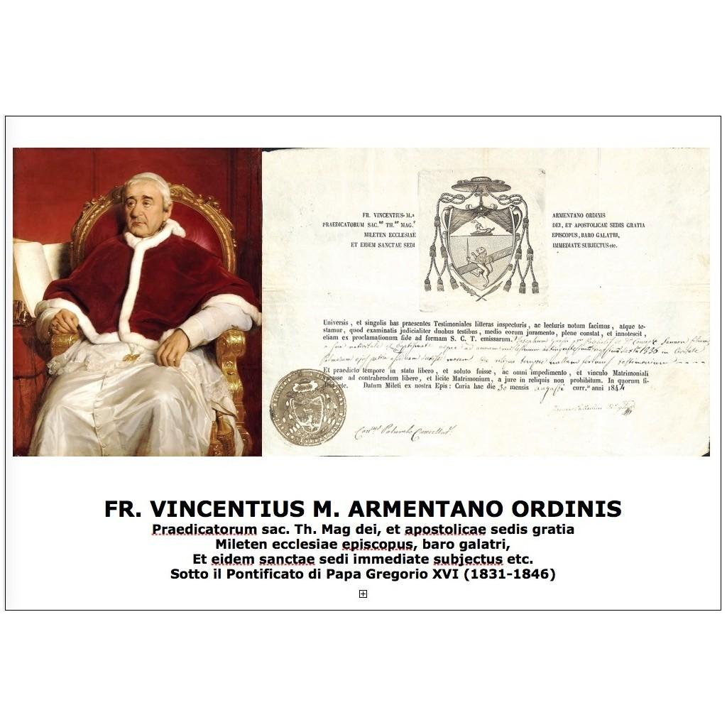 FR. VINCENTIUS M. ARMENTANO ORDINIS -...