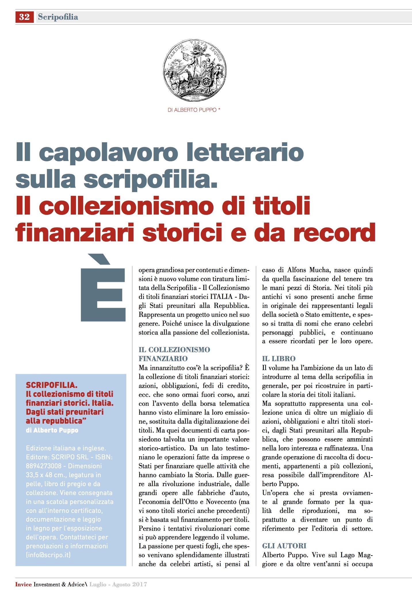 Collezionista Di Scatole Fiammiferi libro scripofilia: il collezionismo di titoli finanziari